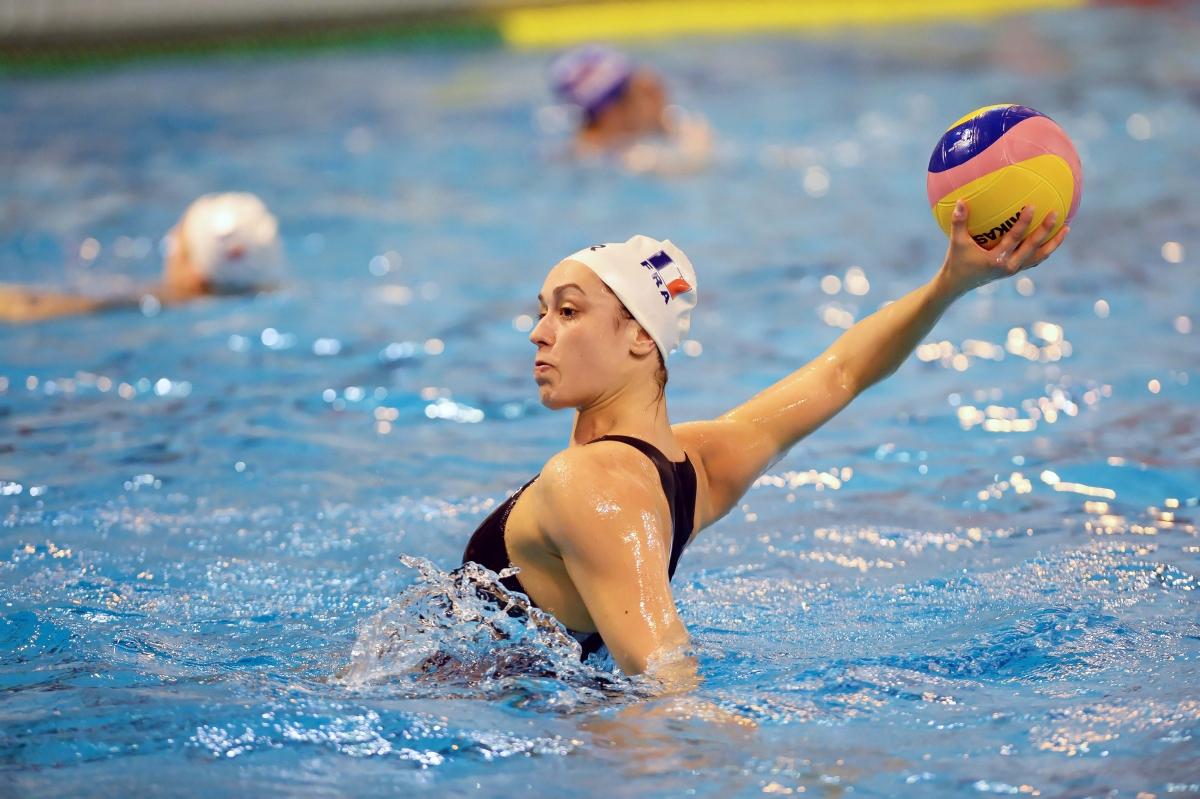 """Résultat de recherche d'images pour """"water polo femme"""""""
